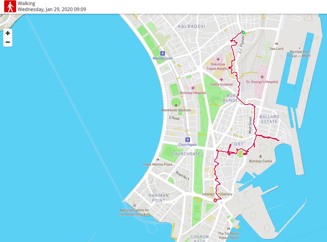 Mumbai_Walk